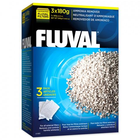 Наполнитель аквариумного фильтра - Fluval Ammonia Remover 540g title=