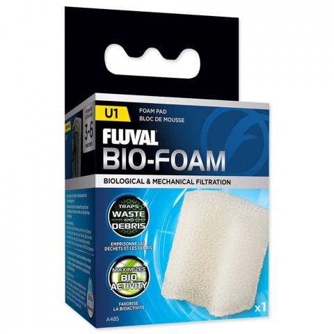 Наполнитель аквариумного фильтра - Foam for Fluval U1 title=