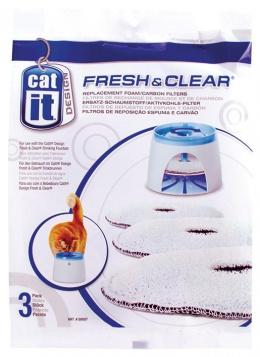 Фильтр для питьевого фонтана Fresh and Clean