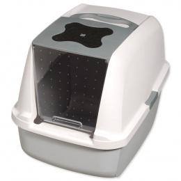 Туалет для кошек - Cat It Design (серый/серый)