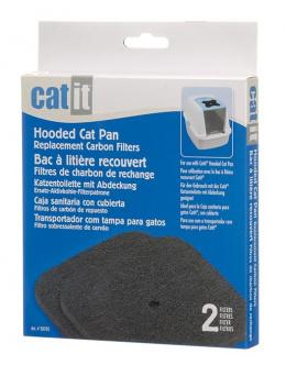 Фильтр для кошачьего туалета - Hagen Cat It Design, 2 шт
