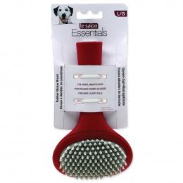 Suka suņiem - Le Salon Essentials Dog Rubber Slicker Brush, Large