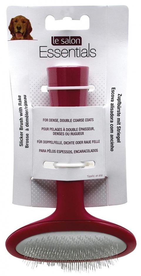 Расческа для собак - Le Salon Essentials Dog Slicker/Rake Combo Brush