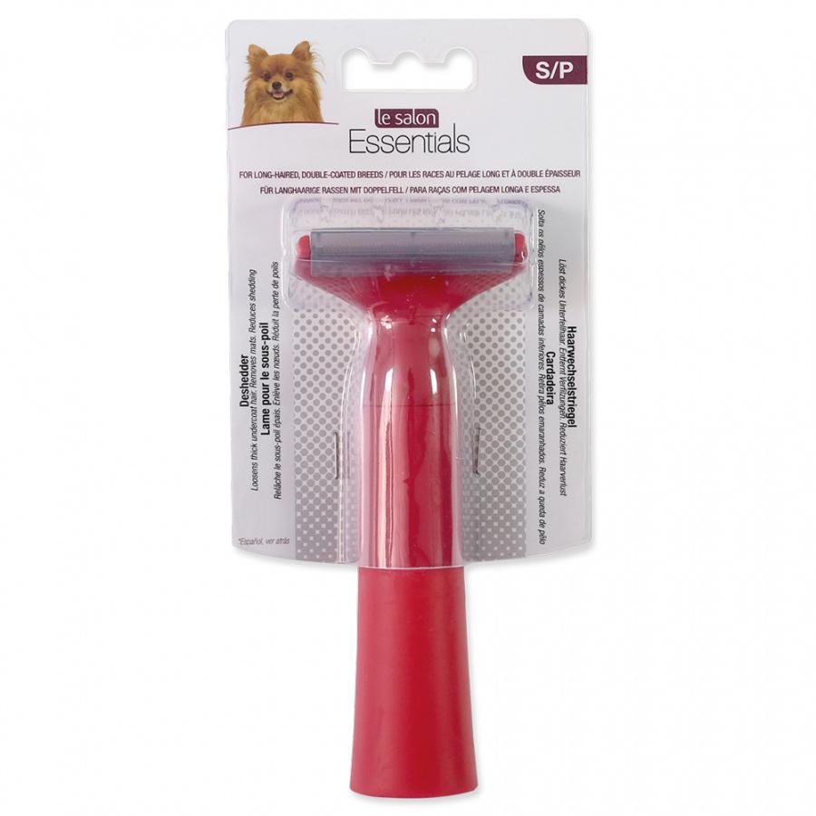 Ķemme suņiem - Le Salon, Deshedder and Undercoat Combo, Small