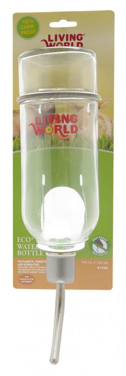 Поилка для грызунов - LW Drinking Glass Bottle 769ml