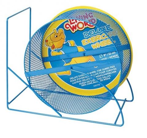 Колесо для грызунов - LW Wire-Mesh GueniaPig  Wheel title=