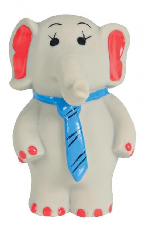 Rotaļlieta suņiem - Assortment Small Figures, Latex, 6-9cm title=