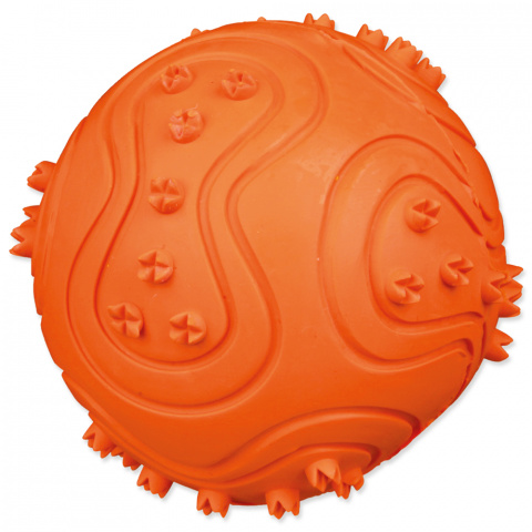 Rotaļlieta suņiem – TRIXIE Toy Ball, Natural Rubber, 6 cm title=