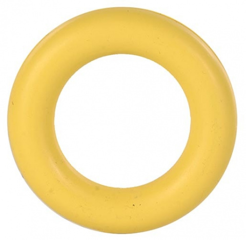 Игрушка для собак - Кольцо, Натуральная резина, 9cm title=