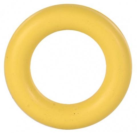 Rotaļlieta suņiem – TRIXIE Ring, Natural Rubber, 9 cm title=