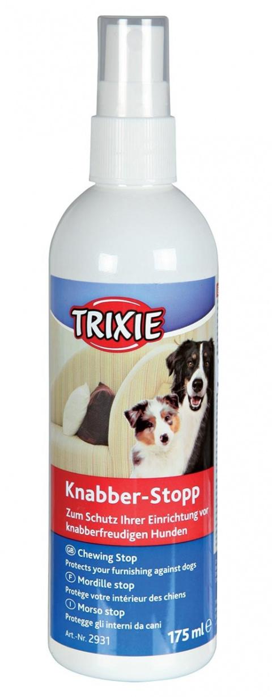 Отпугивающее средство для собак – TRIXIE Chew Stop, 175 мл title=