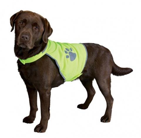 Atstarojošā veste suņiem – TRIXIE Safer Life Safety Vest, XL title=