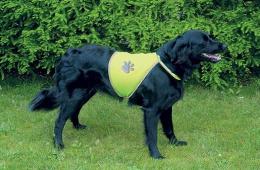 Отражающая жилетка для собак - TRIXIE Safer Life Safety Vest, М