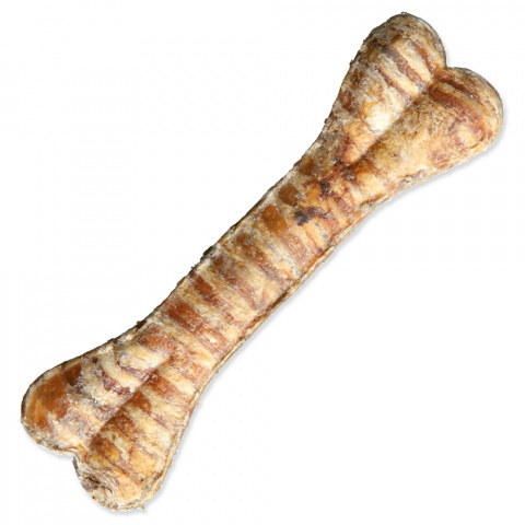 Gardums suņiem - Chewing Bone, made of trachea, 15cm, 90g