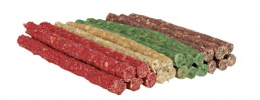 Gardums suņiem - Krāsaini kociņi, dažādi, 50gb