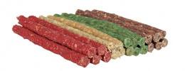 Gardums suņiem - TRIXIE Krāsaini kociņi, dažādi, 50 gab.