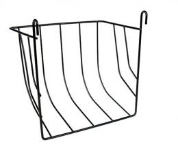 Аксессуар для клетки грызунов - Кормушка для сена, подвесная, 20*18*12 см