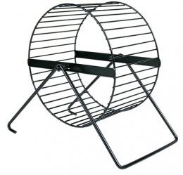 Аксессуар для клетки грызунов - Металлическое колесо Large 14cm