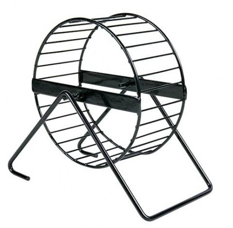 Аксессуар для клетки грызунов - Металлическое колесо Small 11cm