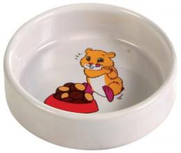 Керамическая миска для грызунов - Hamster 100ml
