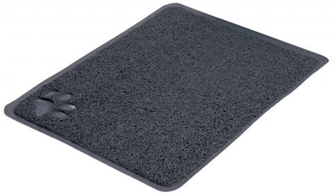 Аксессуар для кошек - Trixie Litter Tray Mat, PVC, 37*45 cм