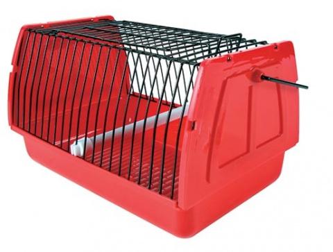Транспортировочная Клетка для птиц 22*15*14cm title=
