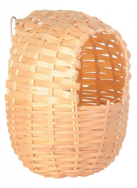 Aksesuārs putnu būrim - Trixie Nest for Exotic, 12*11 cm