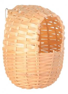 Ligzda eksotiskiem putniem - Trixie Nest for Exotic, 12*11 cm