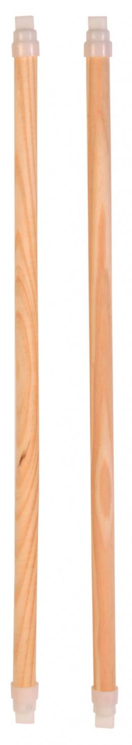Aksesuārs putnu būrim - Trixie laktiņas, 4 gb., 35 cm
