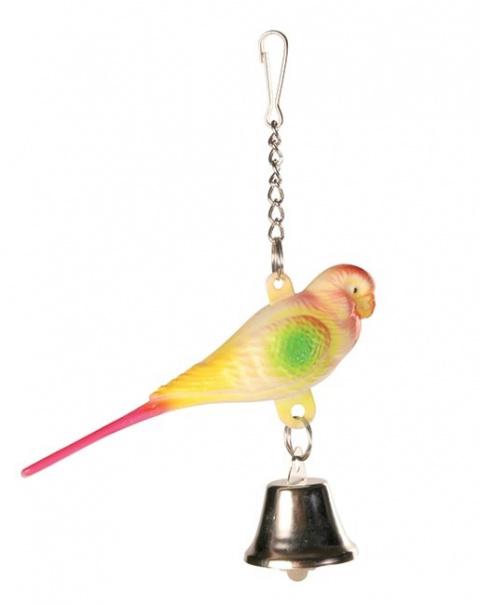 Rotaļlieta putniem - TRIXIE Budgie with Bell