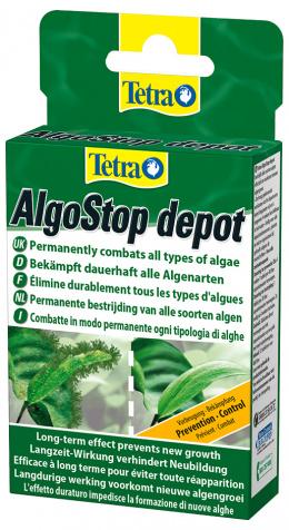 Средство против водорослей – Tetra Algo-stop depot 12 таб.