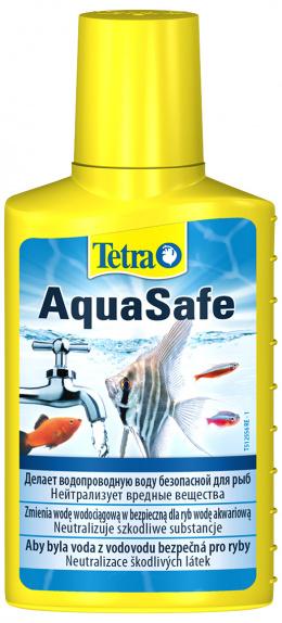 Ūdens kopšanas līdzeklis - Tetra Aqua Safe, 100 ml