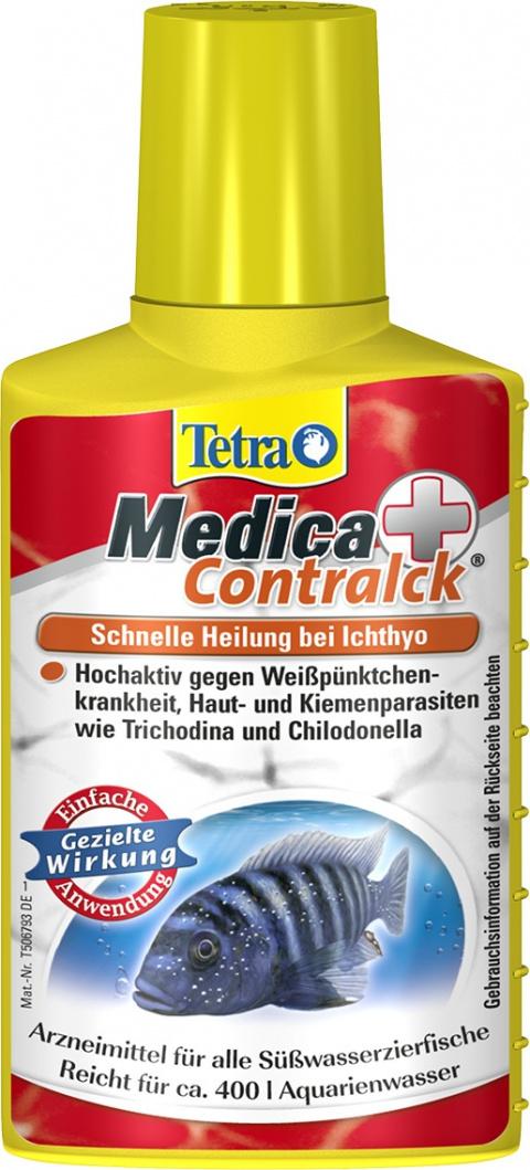 Средство для лечения рыбок - TetraMedica Contralck 100ml title=