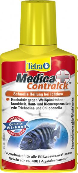 Zivju ārstēšanas līdzeklis - TetraMedica Contralck 100ml