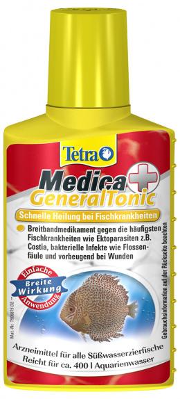 Zivju ārstēšanas līdzeklis - Tetra Medica General Tonic, 100 ml