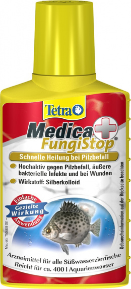Zivju ārstēšanas līdzeklis - Tetra Medica Fungi Stop, 100 ml