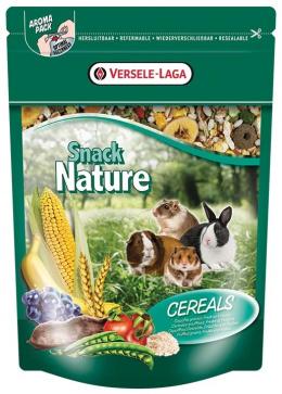 Papildbarība grauzējiem - Versele Laga Prestige Snack Nature Cereals 0,5 kg