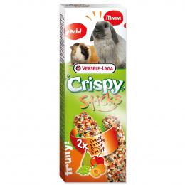 Gardums grauzējiem - Crispy Sticks for Rabbit & Guinea Pig / ar augļiem 110 gr