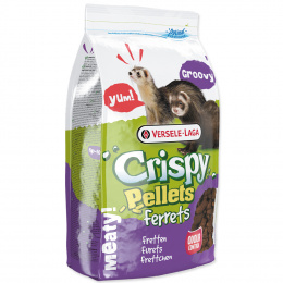 Корм для фреток -Crispy Pellets Ferrets 700g