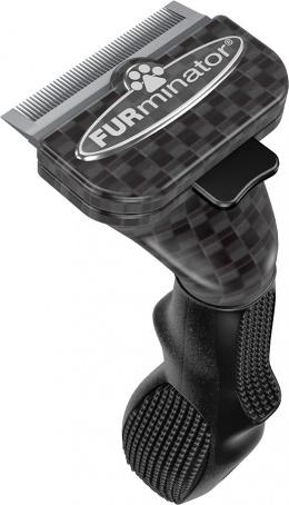 Расческа-фурминатор для собак - FURminator deShedding tool Limited Edition, для короткой шерсти, S
