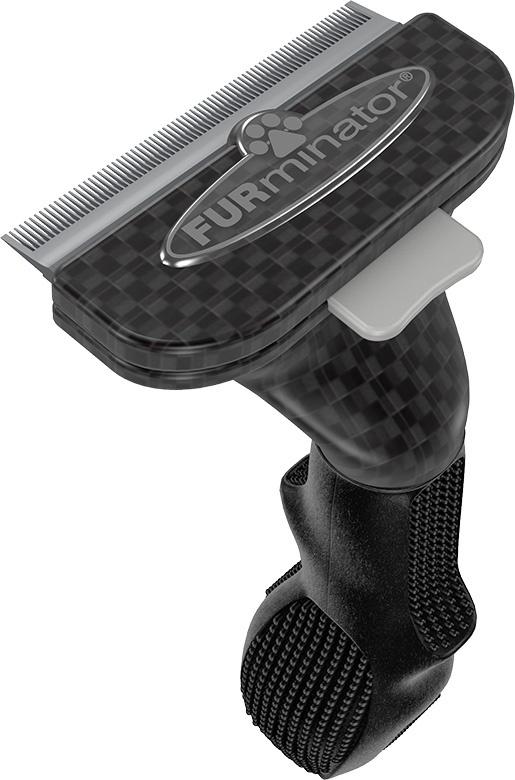 Расческа-фурминатор для собак - FURminator deShedding tool Limited Edition, для длинной шерсти, M
