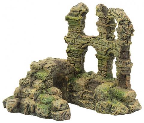 Dekors akvārijam - Pilsdrupas, 11.5cm title=