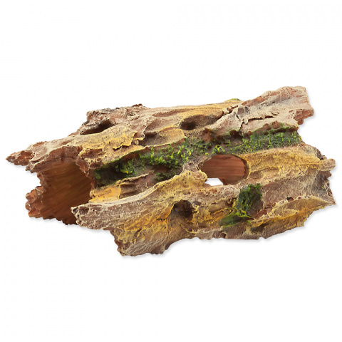 Dekors akvārijam - Koka miza, 15.5cm title=