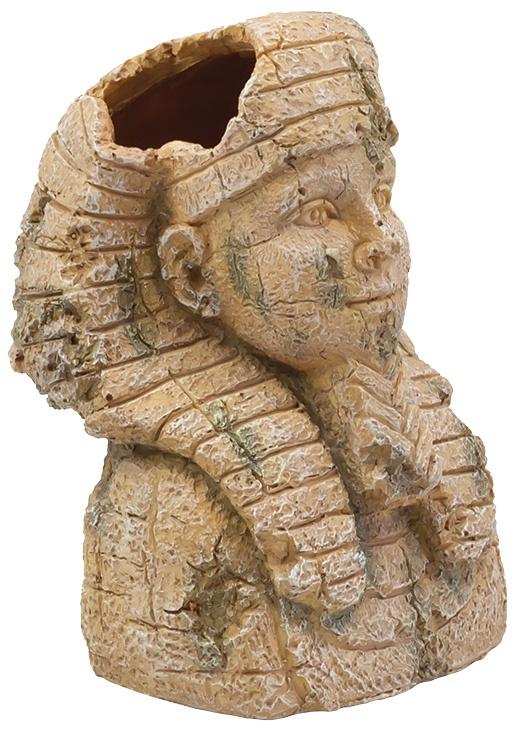 Dekors akvārijam - Egyptian statue, 10 cm