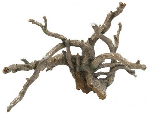 Декор для аквариума - Root of Tree, 27,5 см title=