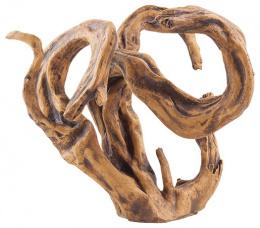 Dekors akvārijam - Koka saknes, honey, 21cm