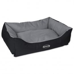 Guļvieta suņiem – Scruffs Expedition Box Bed (L), 75 x 60 cm, Grey