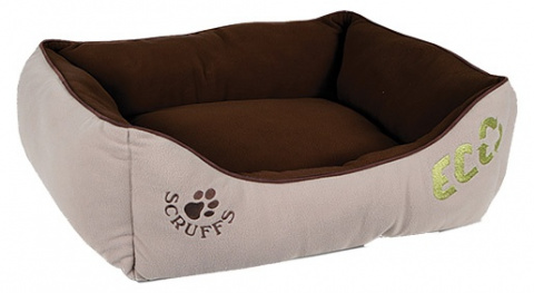 Guļvieta suņiem - Scruffs ECO Box Bed (S), 50*40cm, natural