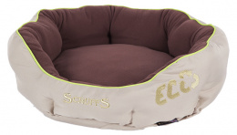Guļvieta suņiem - Scruffs ECO Donut Bed (M), 55cm, natural