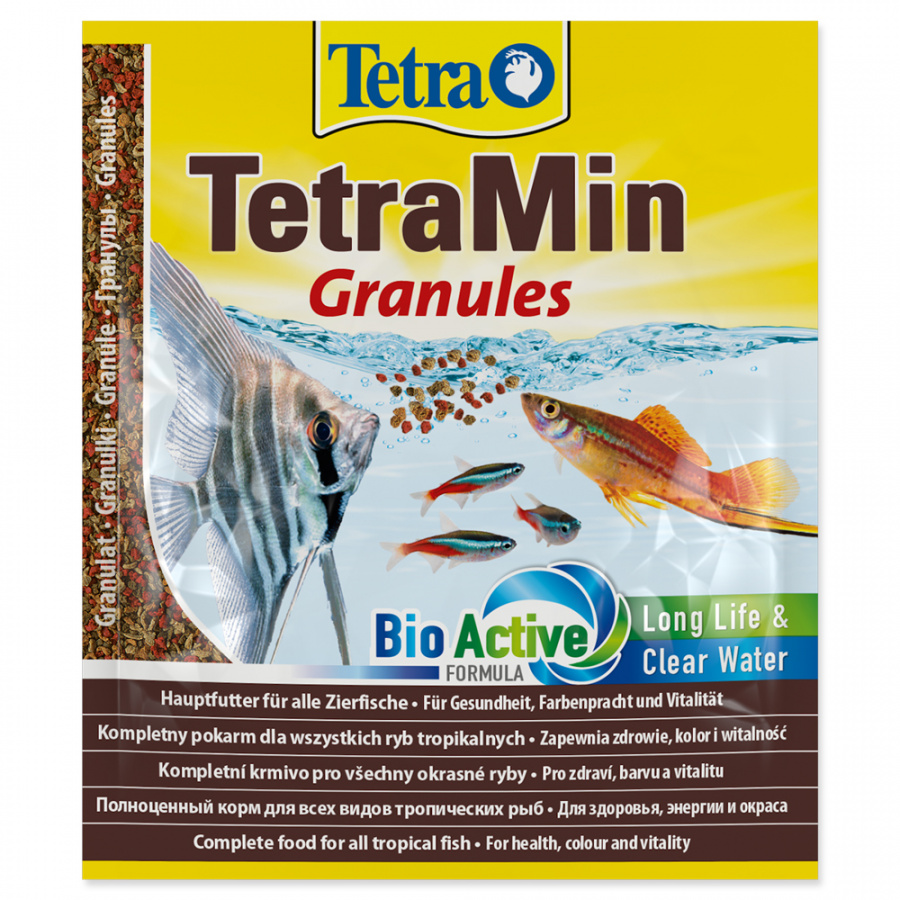 Корм для рыбок - Tetra Min Granules 15gr